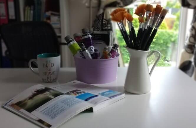 Jak zacząć malować - wskazówki i porady